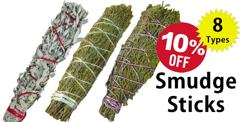 Smudge Sticks Sale
