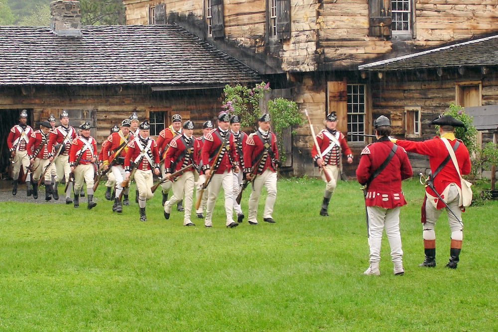 Return To Number 4: Revolutionary War Weekend - The Fort at No. 4