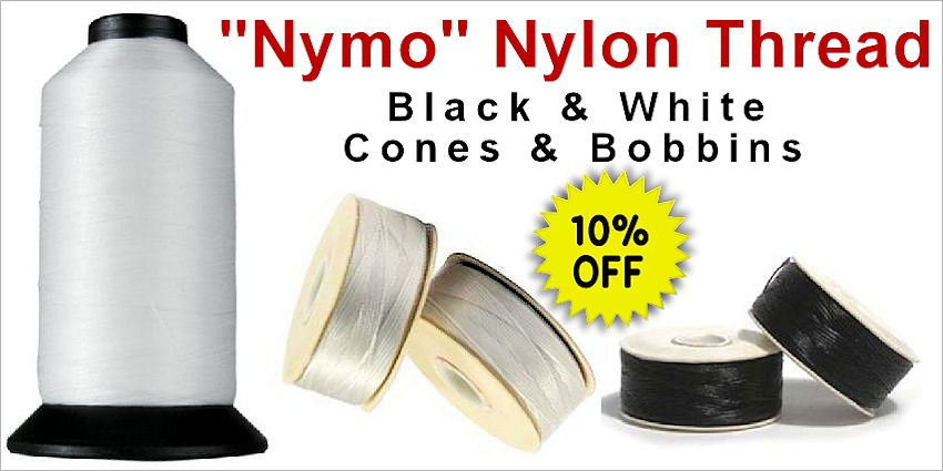 Nymo Nylon Thread Sale - Save 10%