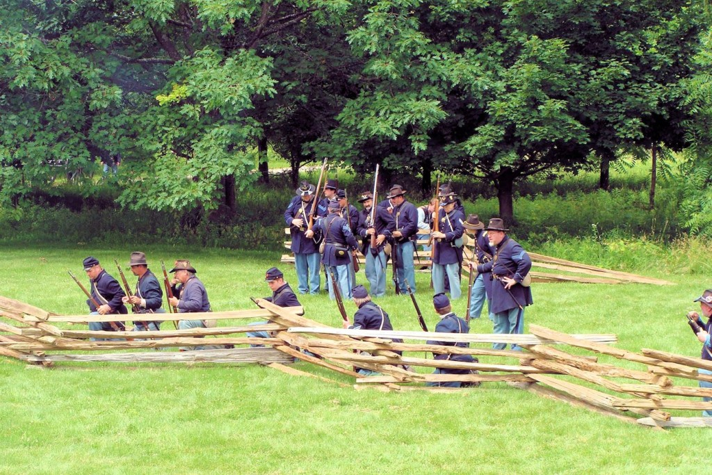 Heritage Hill Civil War Encampment