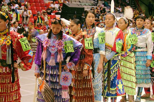 Womens Jingle Dance
