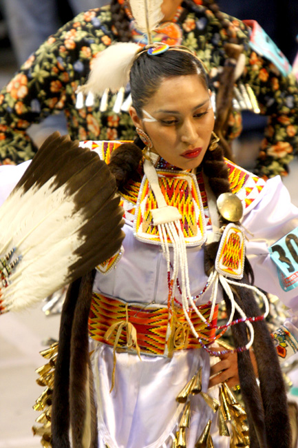 4bbd621403 Native American Dance :: Womens Jingle Dance Regalia
