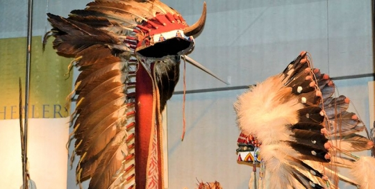 Native American Indian Museums & Heritage Centers Resources from Crazy Crow Trading Post