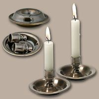 Brighton Buns - Ingenious Folding Candlesticks for Travelers