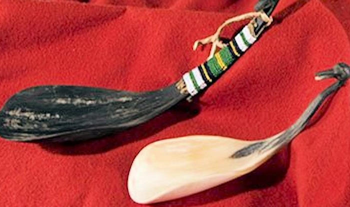 CRAFT FOCUS - HORN UTENSILS