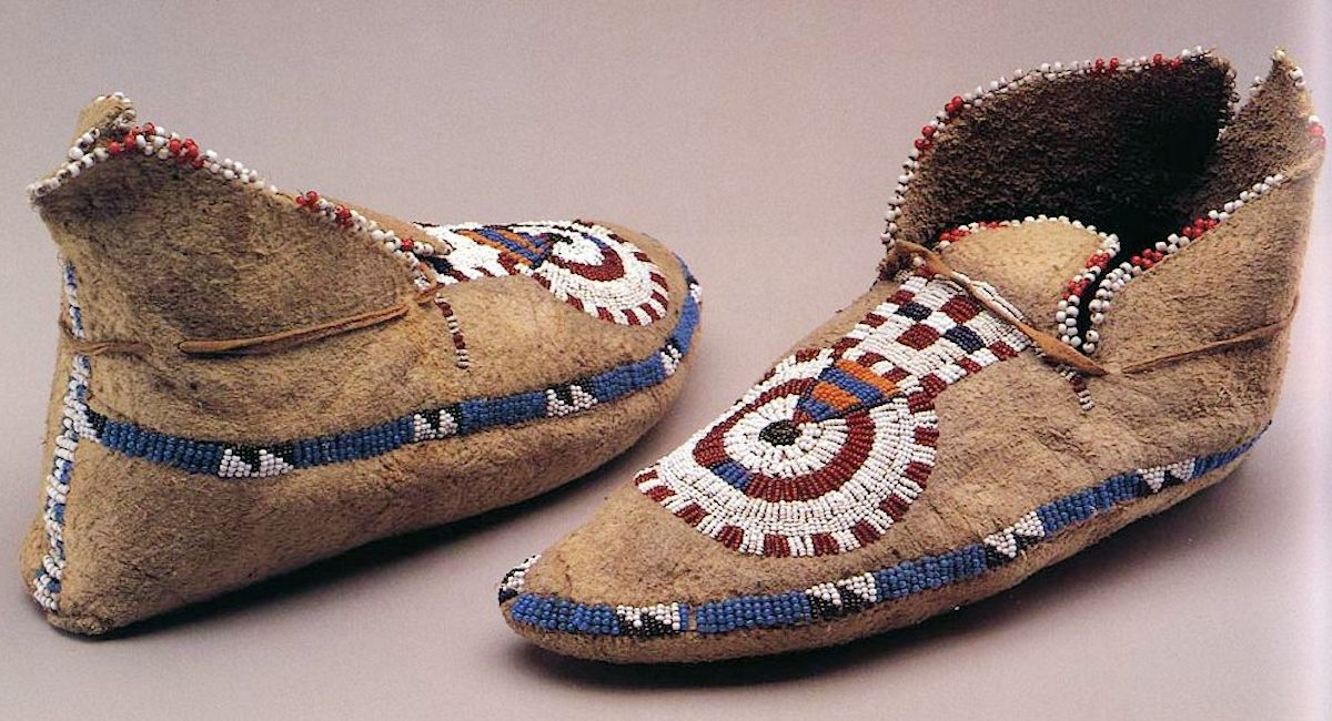 Moccasin Shoes Sale