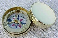 how to use a sundial compass craft focus article from crazy crow