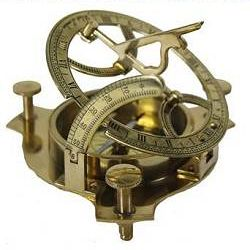 How to Use a Sundial Compass