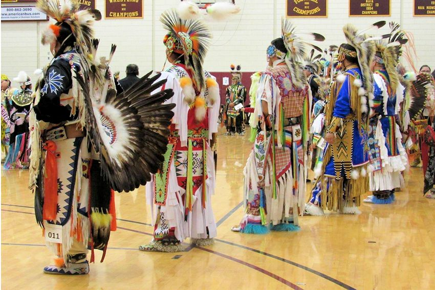 CNIA Powwow - Circle of Nations Indigenous Association Powwow Committee - University of Minnesota Morris