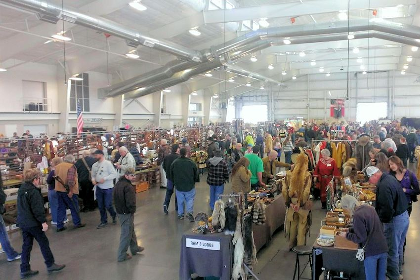 Cascade Mountain Men Annual Gun Show - Evergreen State Fair - CMM Muzzleloading Arms & Pioneer Craft Show - Cascade Mountain Men's Muzzleloading Arms & Pioneer Craft Show