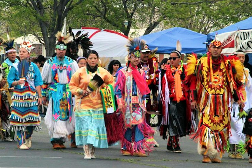 First Nations Fresno State Powwow - Fresno State - O'Neill Park - First Nations Indigenous Student Club of Fresno State - First Nations American Indian Student Organization
