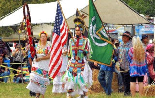 Grand Mid-Summer Pow Wow at Queens County Farm Museum