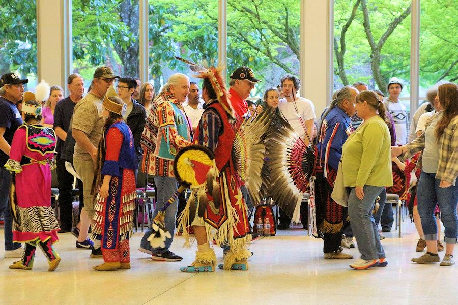 MSU Pow Wow at Western Oregon University - Multicultural Student Union - Western Oregon University - Pacific Room
