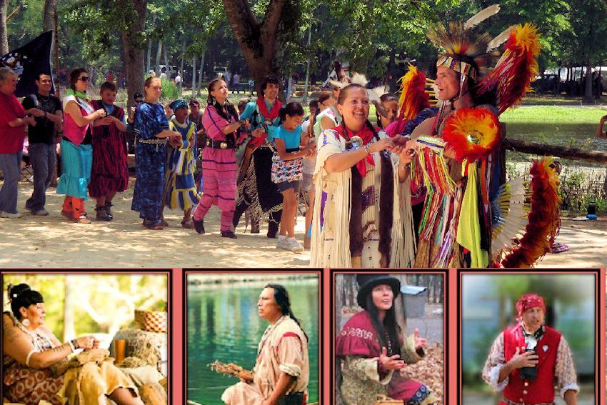 Oakville Indian Mounds Multicultural Indian Event