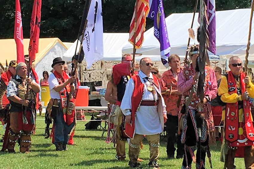 Danville Numu Haakhana Intertribal Pow Wow