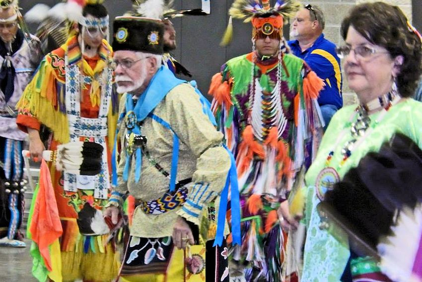 Texas Indian Hobbyist Association Summer Powwow - Bell County Expo Center
