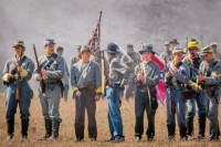 Deep Creek Farms Civil War Reenactment