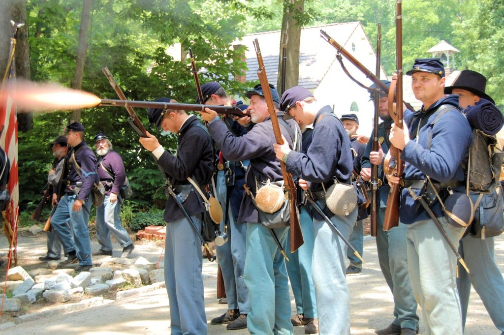 Heritage Village Museum Civil War Weekend