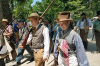Sharon Woods Civil War Reenactment & Living History at Heritage Village Museum