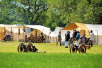 San Jacinto Battle Reenactment