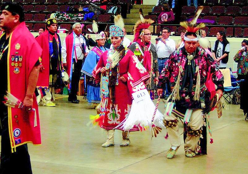 Bacone College Spring Contest Powwow - Bacone College Center for American Indians Spring Pow Wow - Bacone College Powwow Grounds - Bacone College Center For American Indians