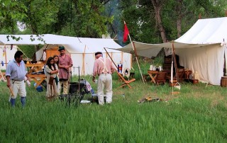 Lancaster Restoration Rendezvous - South Platte Valley Historical Society - South Platte Valley Historic Park