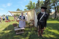 Cass River Colonial Living History Encampment
