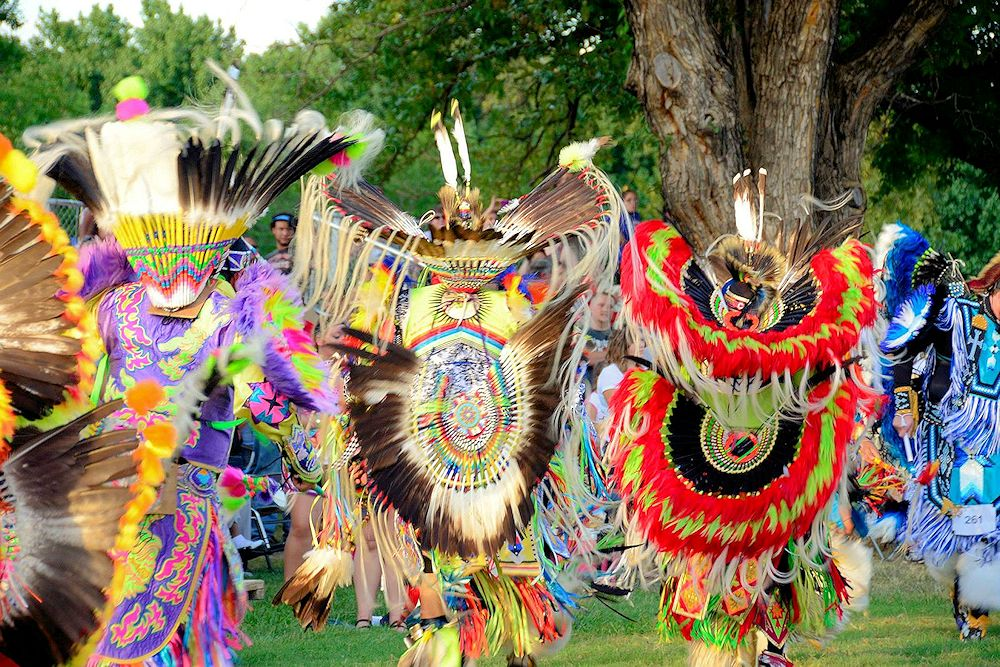 Choctaw Nation Labor Day Festival & Pow Wow Gallery