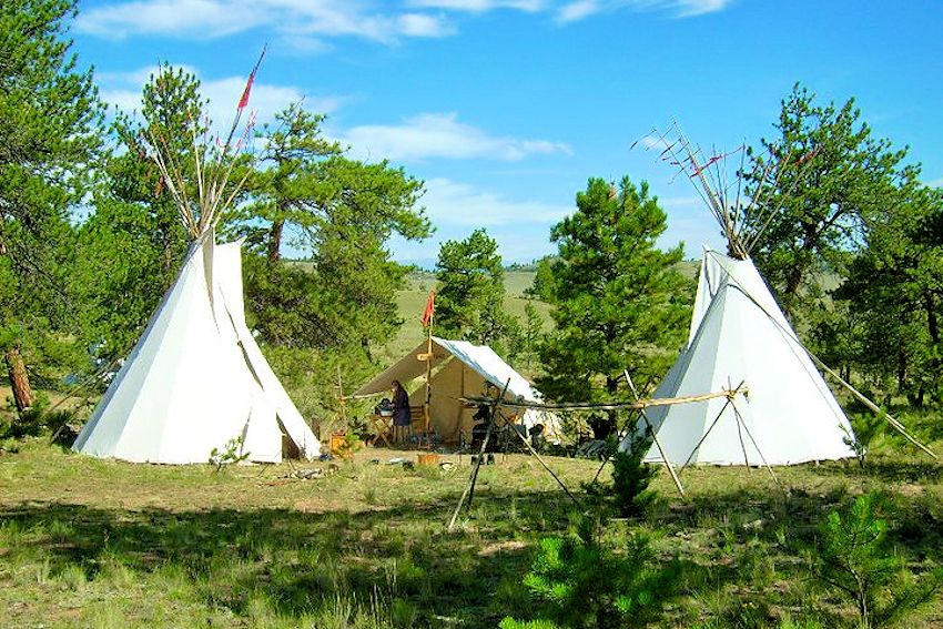 Como Mountain Man Rendezvous - JBGARDNERANCH INC