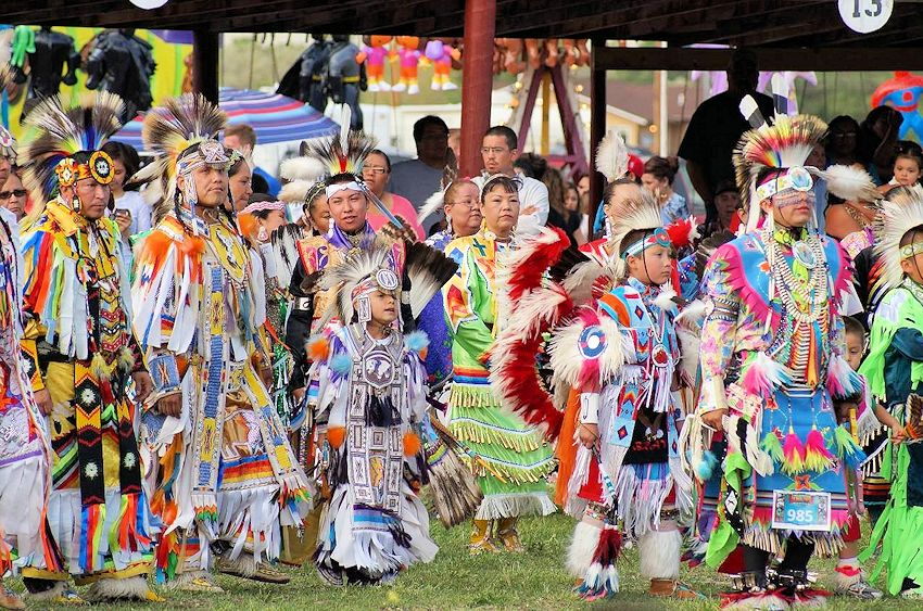 Annual Eastern Shoshone Indian Days Powwow - Wind River Reservation - Eastern Shoshone Tribe