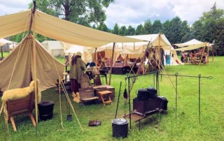 Friends of the Old Northwest Primitive Rendezvous