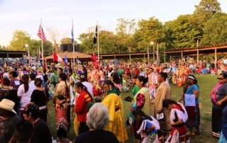 Mille Lacs Band of Ojibwe Traditional Powwow