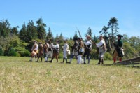 Northwest Colonial Festival and Battle Reenactment
