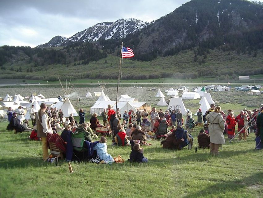 Cache Valley Mountain Man Rendezvous