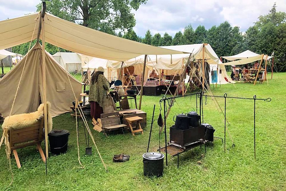 NRLHF Old Northwest Territory Primitive Rendezvous & 2019 Old Northwest Territory Primitive Rendezvous | Grand Rapids OH