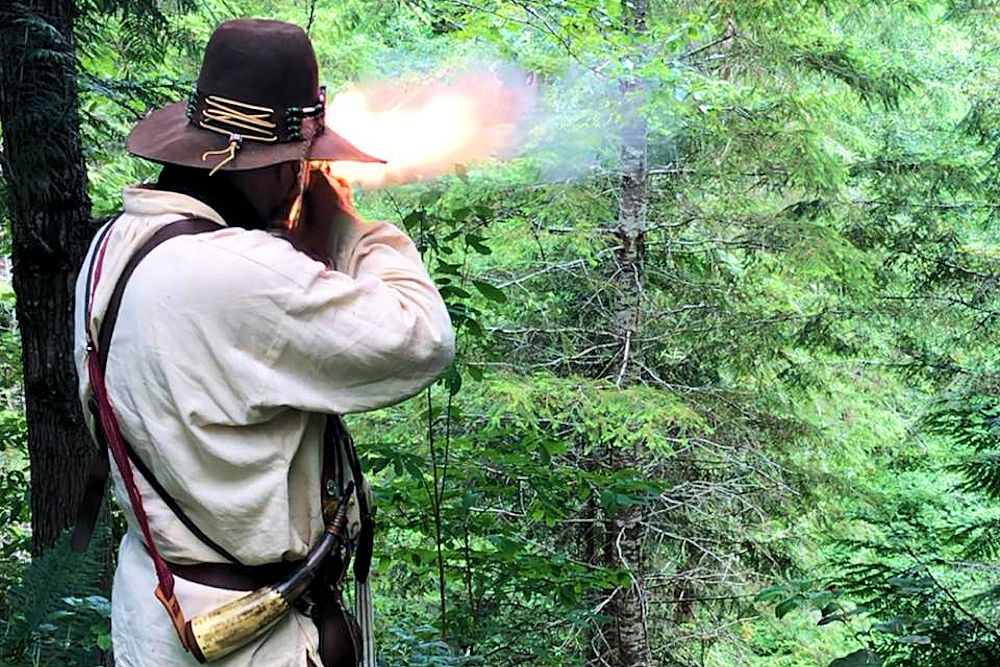 Peninsula Long Rifles Rendezvous