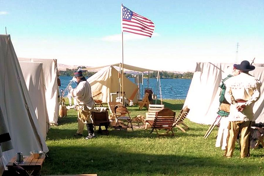 Sacajawea Heritage Days Photo Gallery