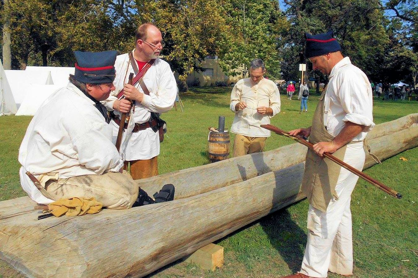Sacajawea Heritage Days - Sacajawea State Park in Pasco, Washington