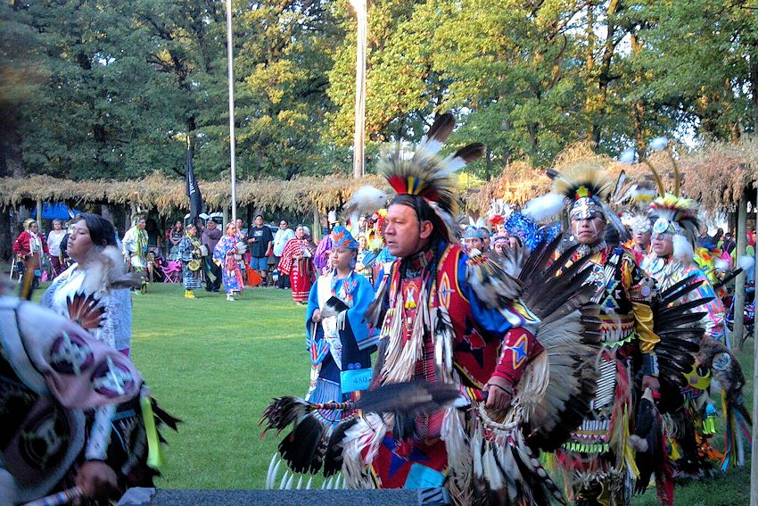 Wichita Tribal Dance - Anadarko Oklahoma