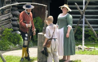 Winter Trade Days at Fort Boonesborough - Fort Boonesborough State Park