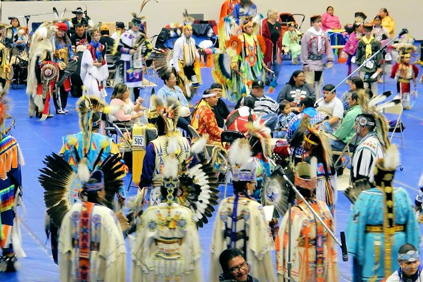 Austin Powwow and American Indian Heritage Festival - Austin Texas Powwow- Great Promise for American Indians - Travis County Expo Center