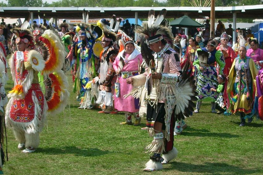 Crow Fair Celebration Powwow & Rodeo - Crow Fair Pow Wow - Crow Agency - Crow Nation