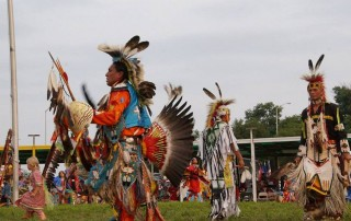 Flandreau Pow Wow in South Dakota - Flandreau Santee Sioux Tribe - Flandreau Wacipi
