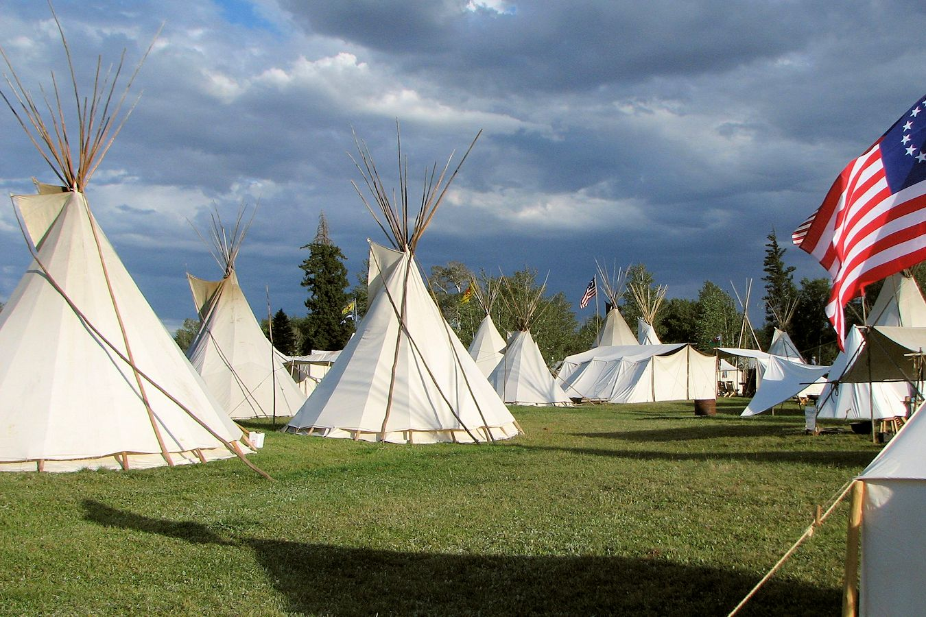 Fort Bridger Rendezvous