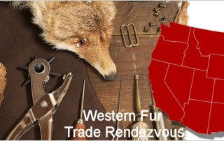 Western Fur Trade Rendezvous - Crazy Crow Trading Post