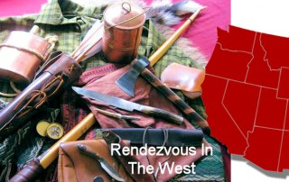 Rendezvous In The West - Crazy Crow Trading Post