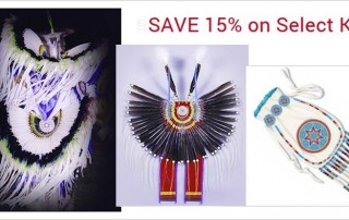 Select Indian Craft Kits Sale - Save 15% - Sale Ends 8/31/16