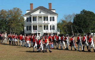 Historic Camden Revolutionary War Field Days - Battle of Camden Reenactment
