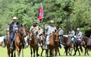 Battle of Dry Creek Reenactment - White Sulphur Springs, West Virginia