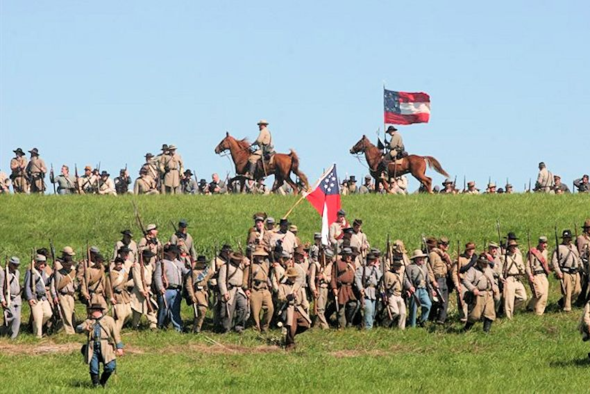 Battle of Perryville Reenactment - Perryville Battlefield State Historic Site - Friends of Perryville Battlefield